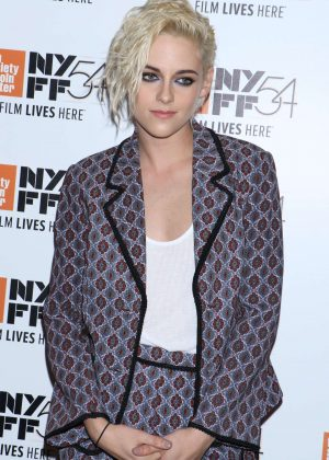 Kristen Stewart an Evening with Kristen Stewart at 54th New York Film Festival