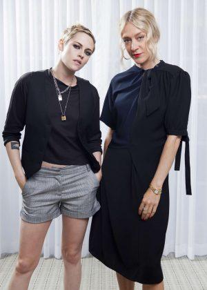 Kristen Stewart and Chloe Sevigny - 'Lizzie' Promoshoot 2018