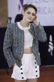 Kristen Stewart - Award Ceremony - 45th Deauville American Film Festival