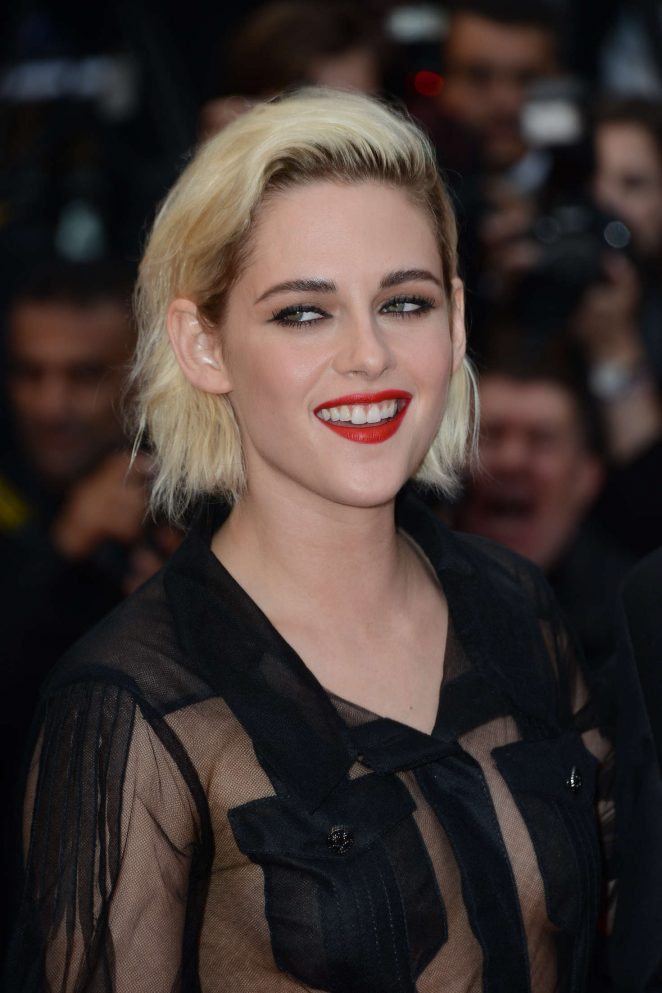 Kristen Stewart - 'Cafe Society' Opening Gala at 2016 Cannes Film Festival