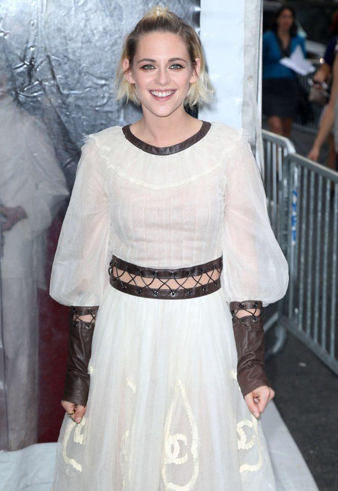 Kristen Stewart – 'Cafe Society' Premiere in New York City