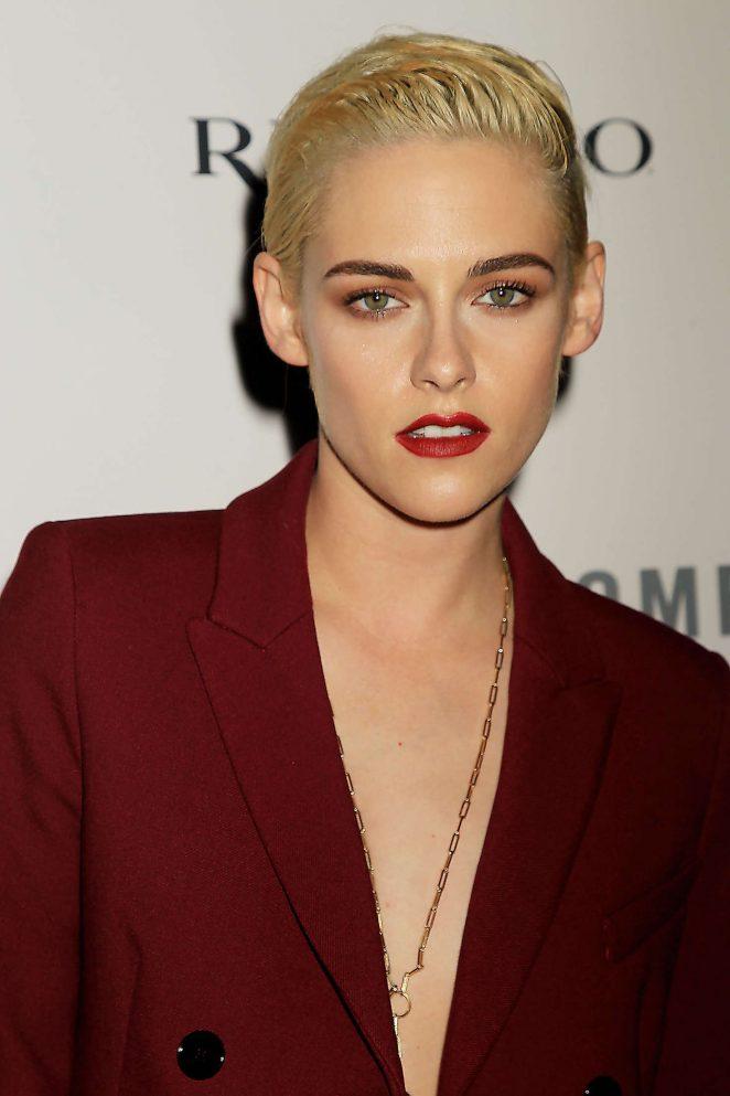 Kristen Stewart - Certain Women premiere - 2016 New York Film Festival