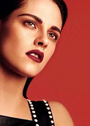 Kristen Stewart - Chanel 'Le Rouge Collection n°1' Photoshoot 2016