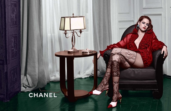 Kristen Stewart - Chanel Metiers d'Art Paris Photoshoot 2016