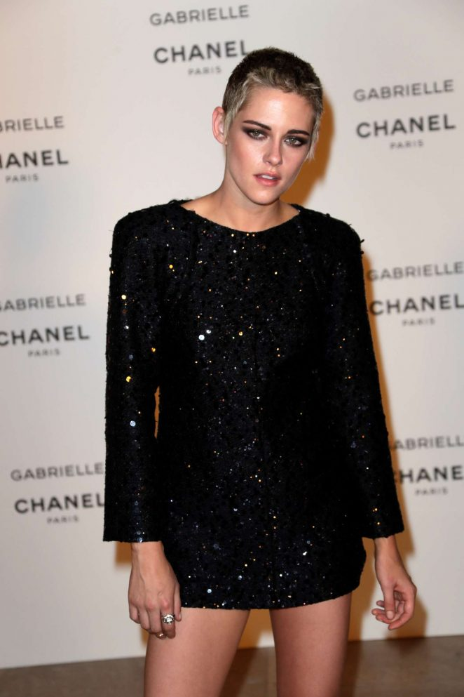Kristen Stewart – Chanel's new perfume 'Gabrielle' Launch Party in Paris