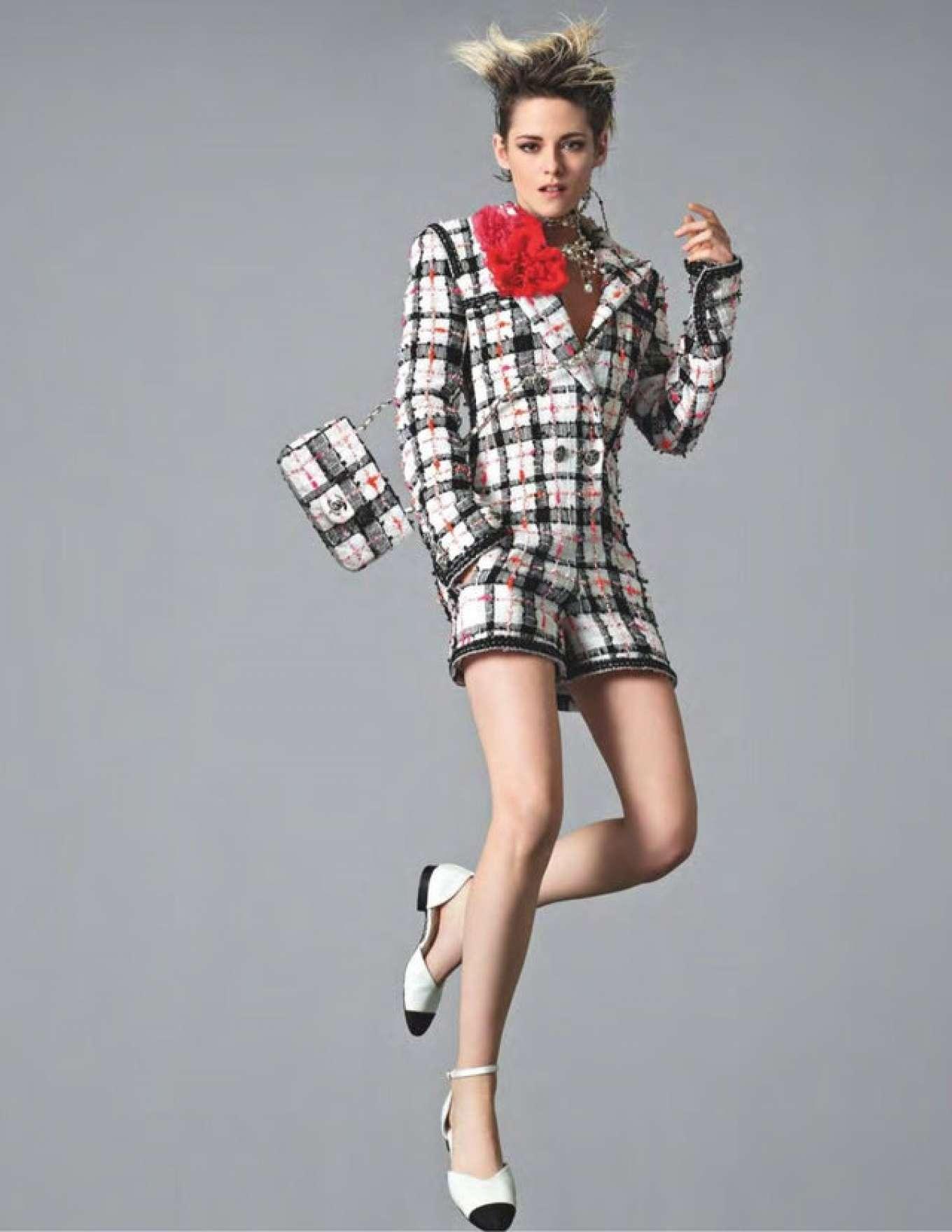 Kristen Stewart - Chanel Spring 2020 Campaign Preview