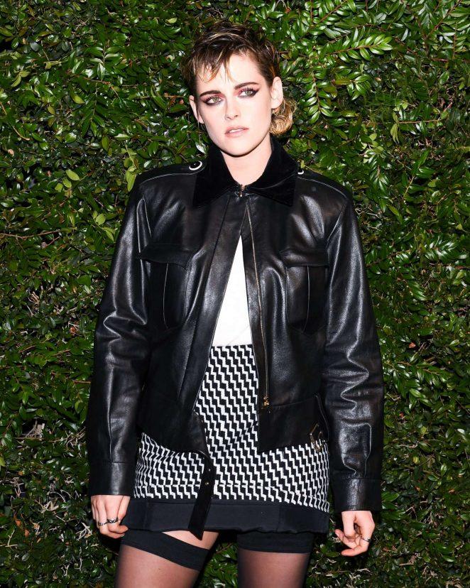 Kristen Stewart - Charles Finch and CHANEL Pre-Oscar Awards Dinner in LA