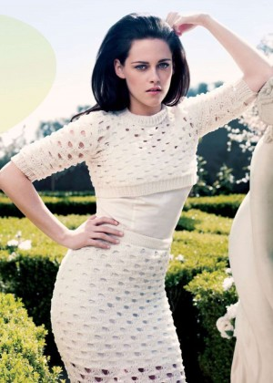Kristen Stewart - Cleo Singapore Magazine (February 2015)