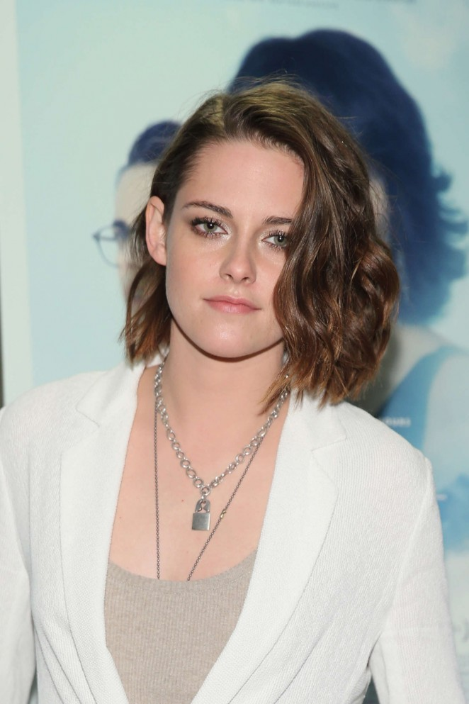 Kristen Stewart - 'Clouds Of Sils Maria' Screening in NYC