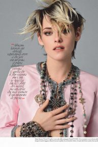 Kristen Stewart - Elle Italy Magazine (April 2020)