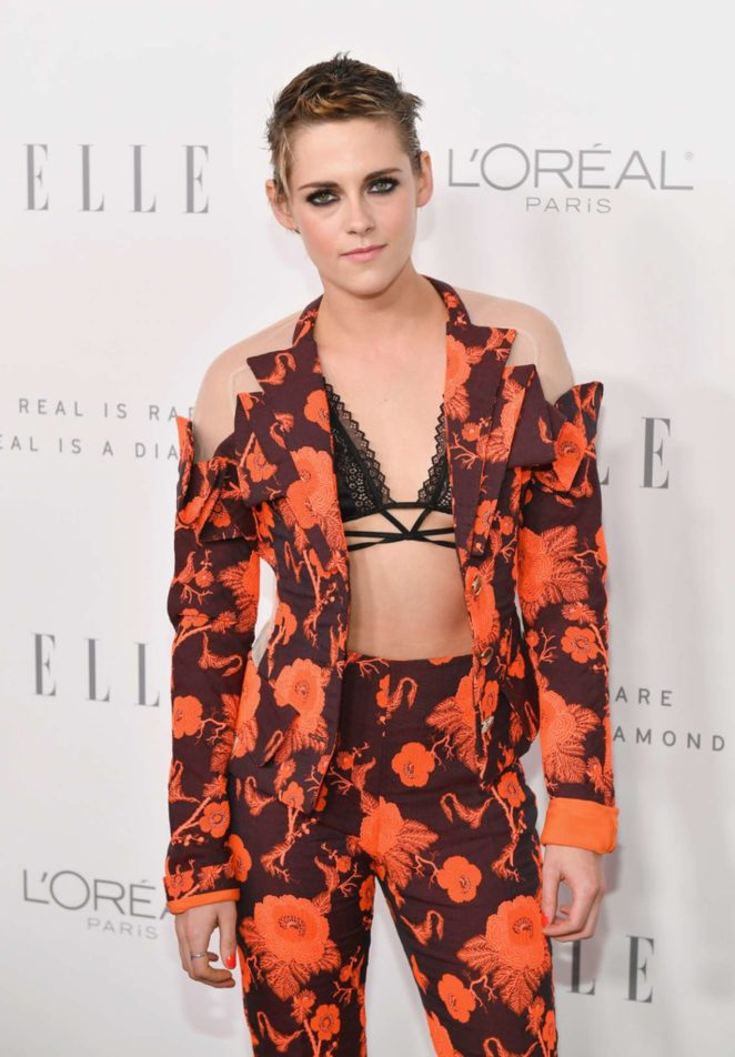Kristen Stewart – ELLE's 24th Annual Women in Hollywood Celebration in LA
