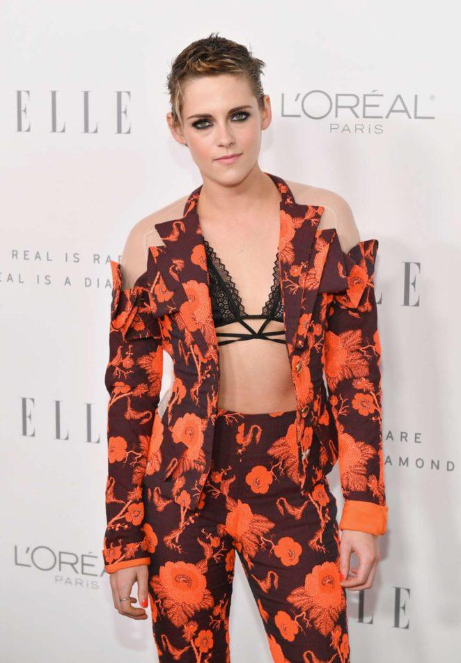 Kristen Stewart - ELLE's 24th Annual Women in Hollywood Celebration in LA