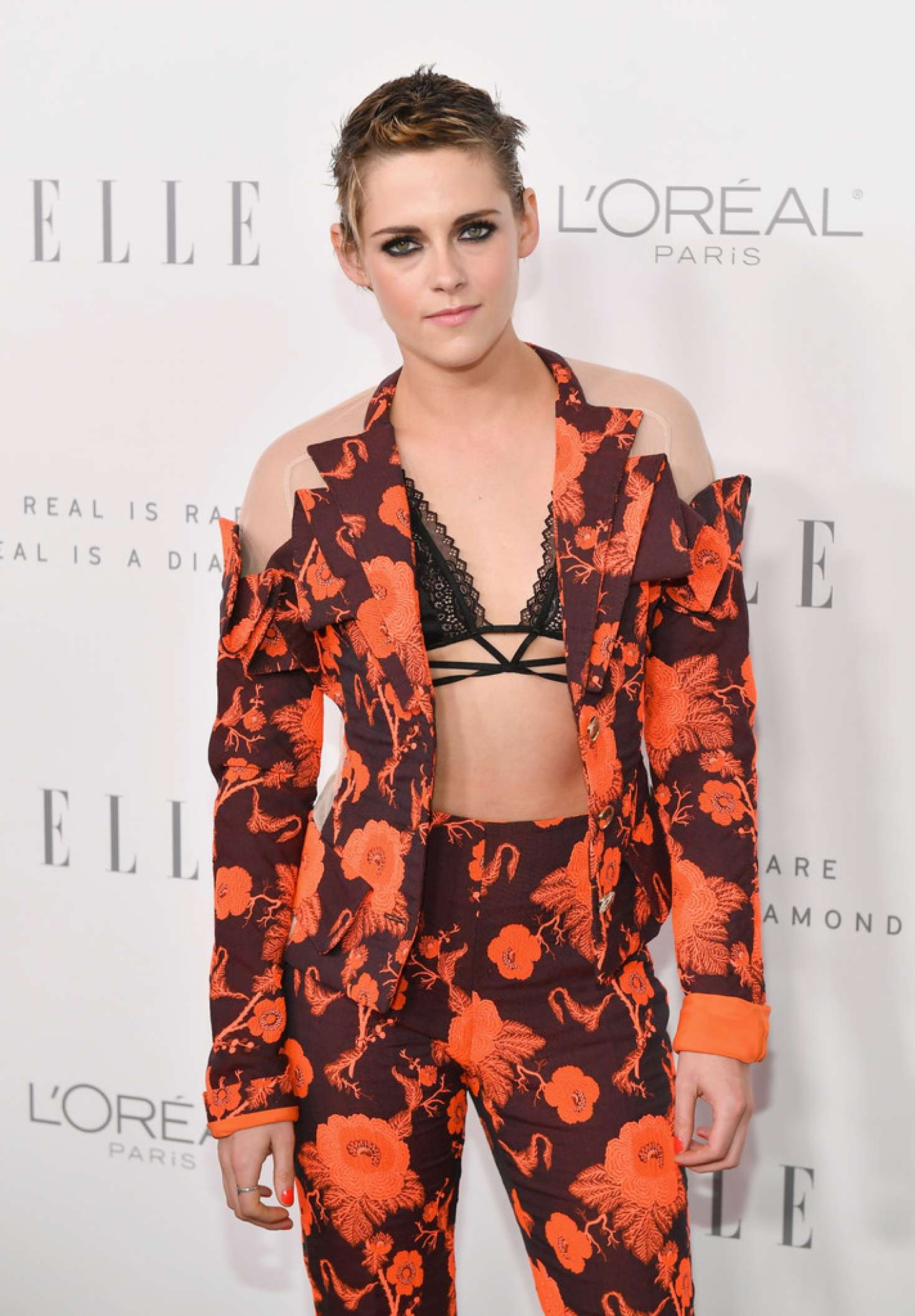 Kristen Stewart - ELLE's 24th Annual Women in Hollywood ...