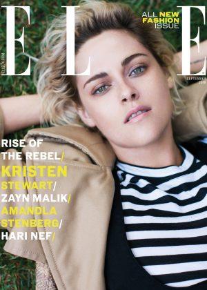Kristen Stewart - Elle UK Cover (September 2016)