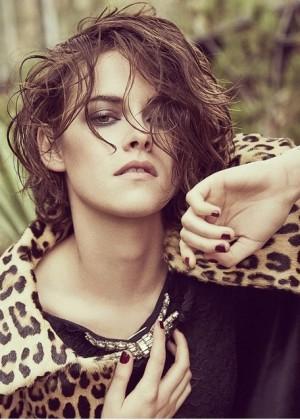 Kristen Stewart - Elle UK Magazine (September 2015)