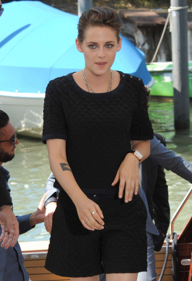 Kristen Stewart - 'Equals' Photocall at 72nd Venice Film Festival