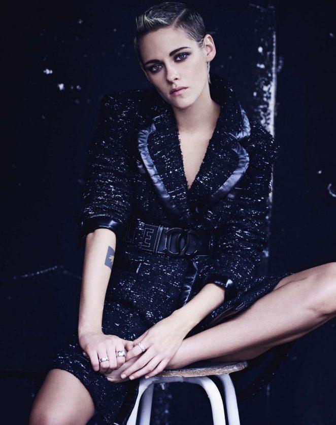 Kristen Stewart - F Magazine (September 2018)
