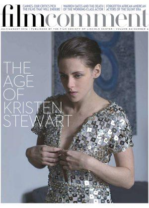 Kristen Stewart - Film Comment (July August 2016)