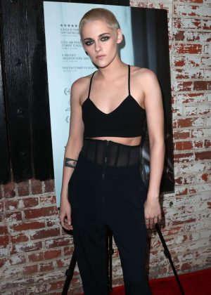 Kristen Stewart - Flux and Cinefamily Hosted 'Personal Shopper' Premiere in LA