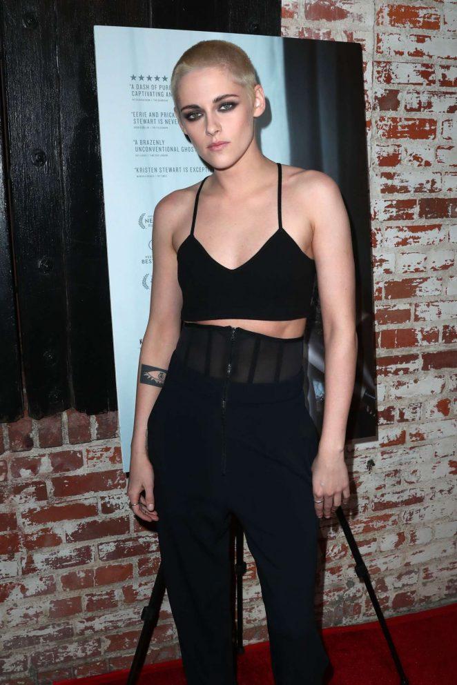 Kristen Stewart - Flux and Cinefamily Hosted 'Personal Shopper' Premiere in LA