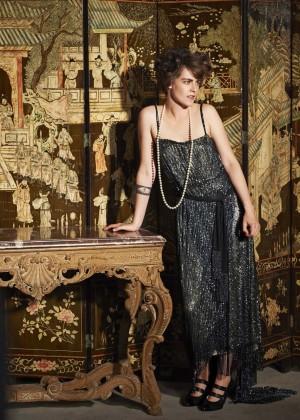 Kristen Stewart - Harper's Bazaar US (December 2015/January 2016)