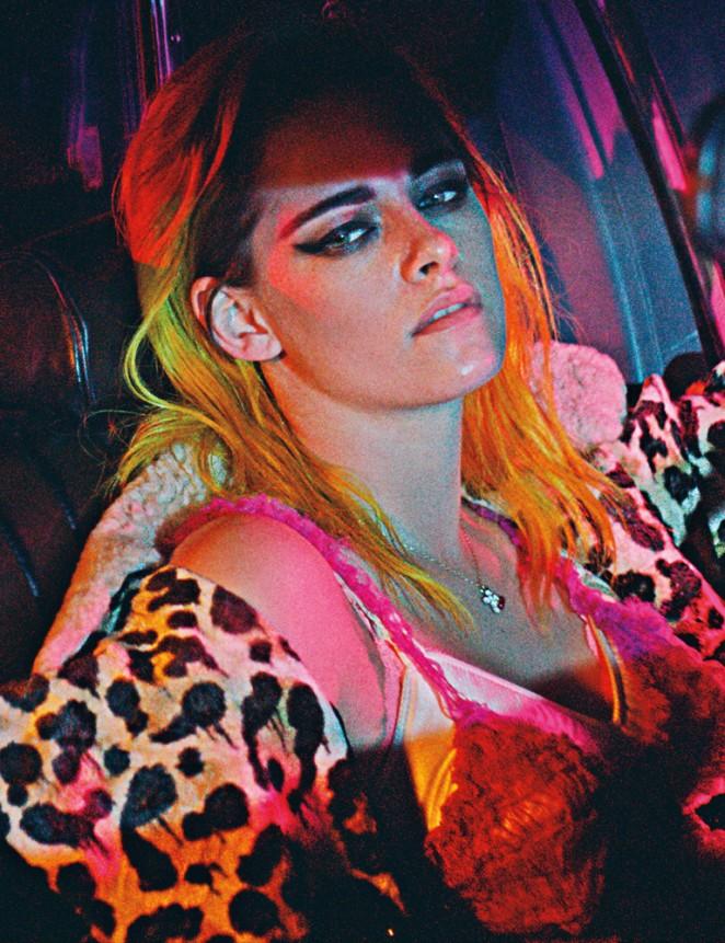 Kristen Stewart – Interview Magazine (March 2015)