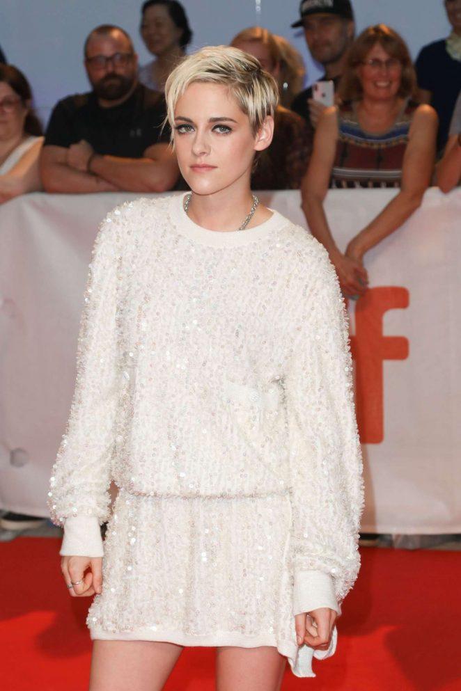 Kristen Stewart - 'Jeremiah Terminator LeRoy' Premiere - 2018 TIFF in Toronto