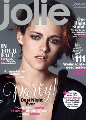 Kristen Stewart - Jolie Magazine (December 2016)