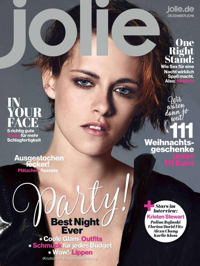 Kristen Stewart – Jolie Magazine (December 2016)