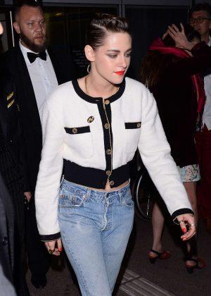 Kristen Stewart - Leaving the Palace Festival in Cannes