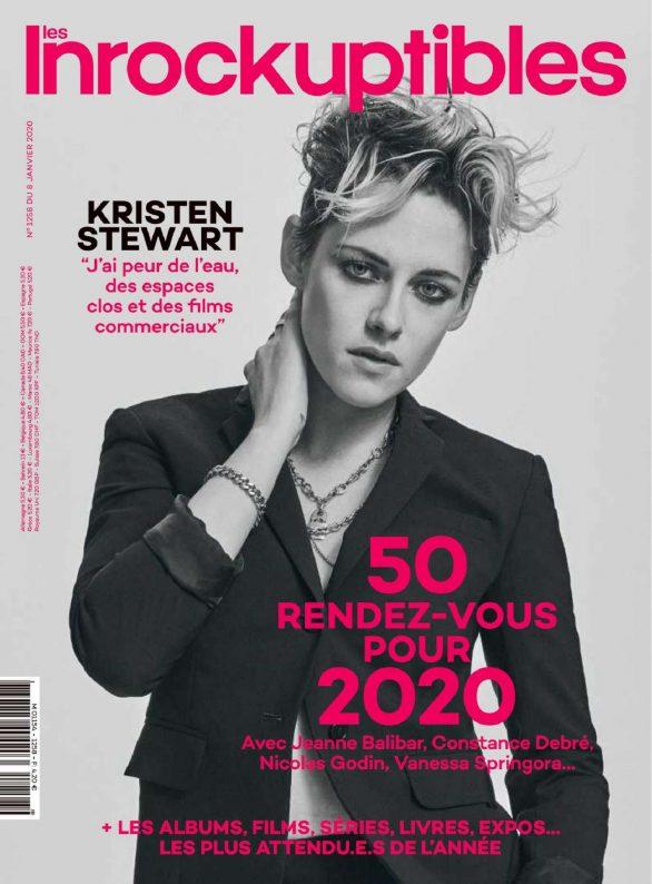 Kristen Stewart - Les Inrockuptibles Magazine (January 2020)