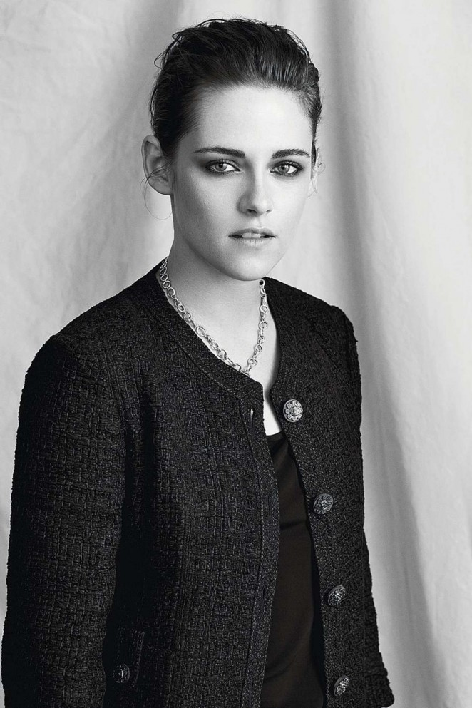 Kristen Stewart – Madame Figaro (March 2016)