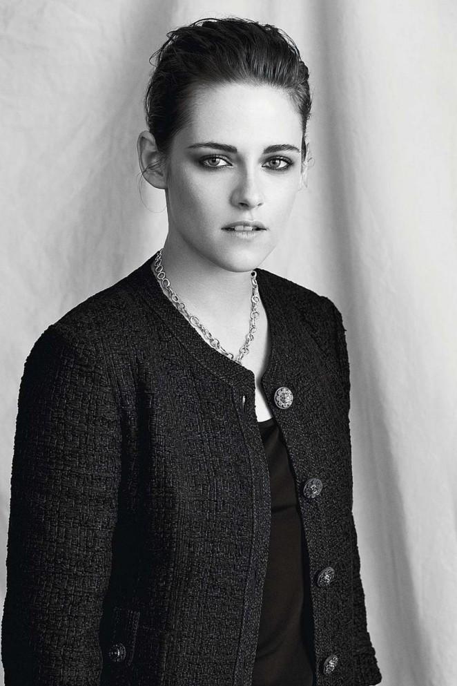 Kristen Stewart - Madame Figaro (March 2016)