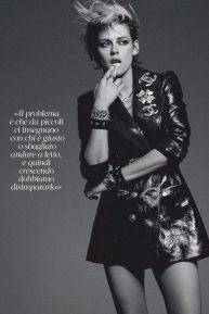 Kristen Stewart - Marie Claire Italy Magazine (April 2020)