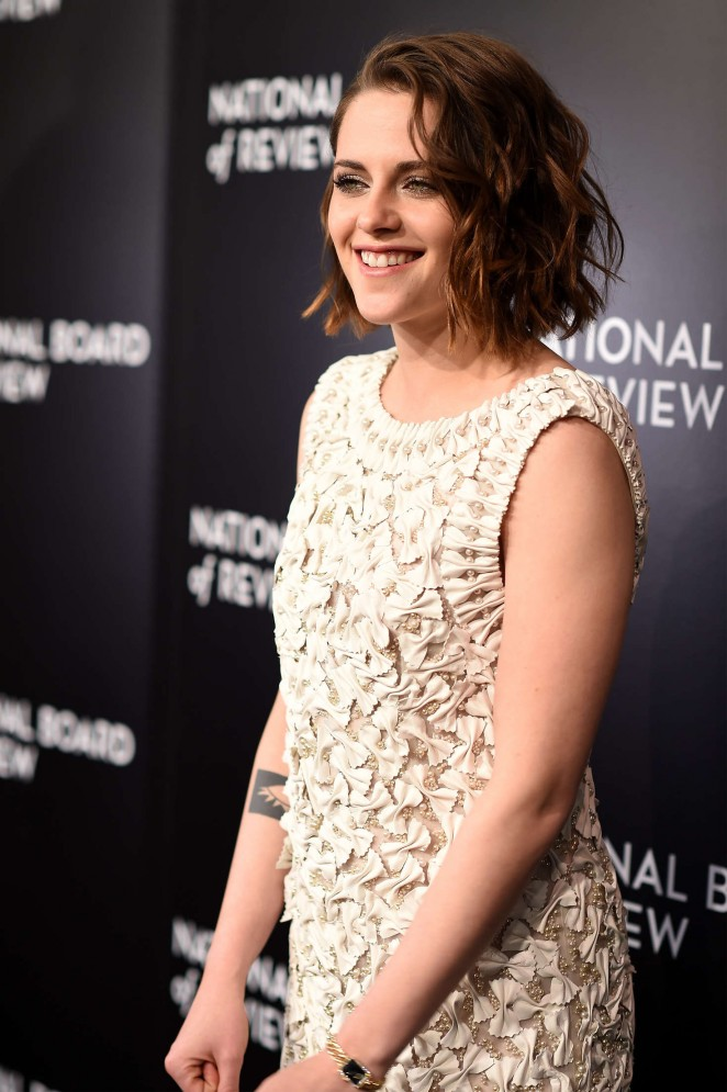Kristen Stewart – National Board of Review Awards Gala in New York