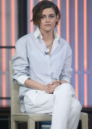 "Kristen Stewart at ""Today"" Show in NY"