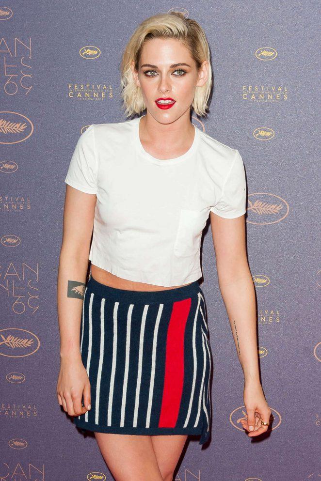 Kristen Stewart - Opening Gala Dinner at Cannes Film Festival 2016