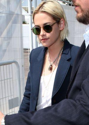 Kristen Stewart - Out in Cannes