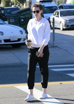 Kristen Stewart Out in LA