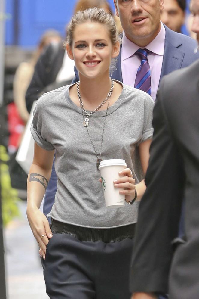 Kristen Stewart - Out in Toronto