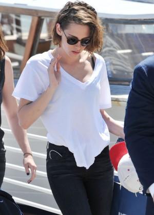 Kristen Stewart - Out in Venice