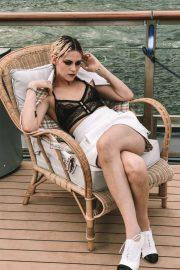 Kristen Stewart - Paris Match France Shoot (September 2019)