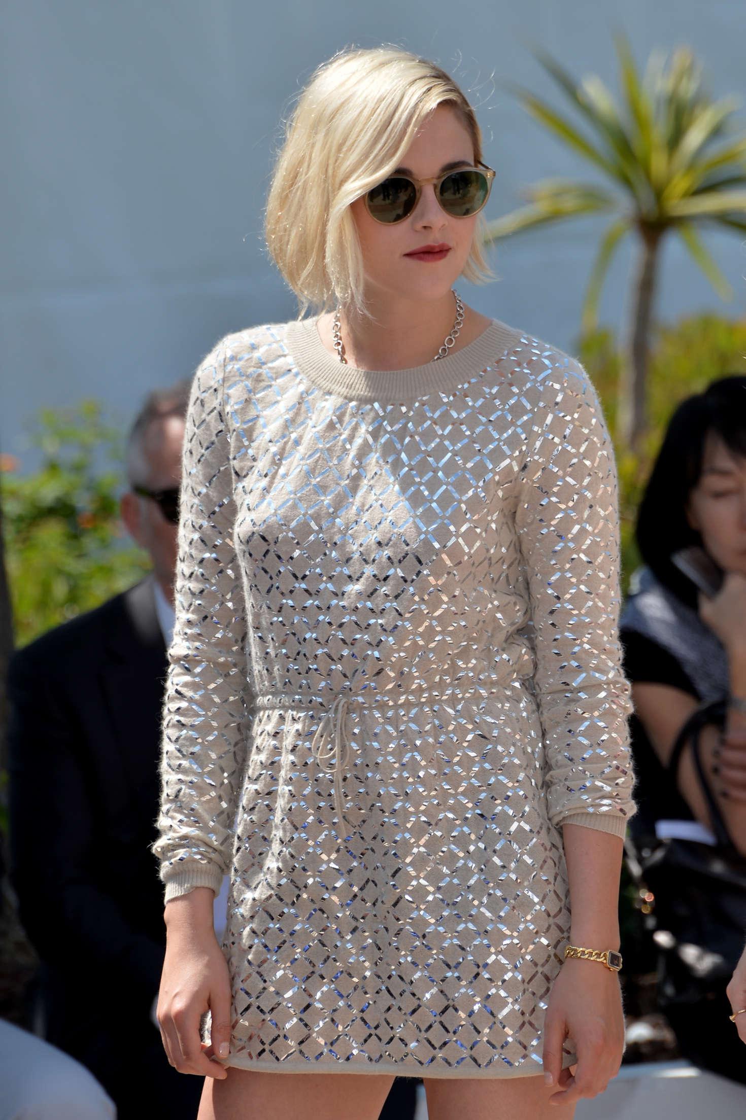 Kristen Stewart Personal Shopper Photocall At 2016 Cannes Film Festival Gotceleb