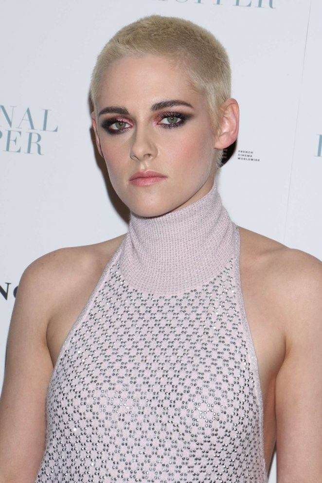 Kristen Stewart - 'Personal Shopper' Premiere in New York