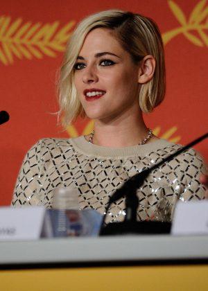 Kristen Stewart - 'Personal Shopper' Press Conference at 2016 Cannes Film Festival