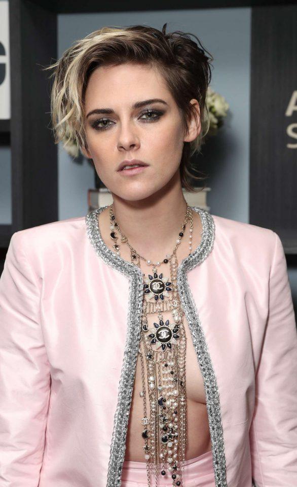 Kristen Stewart - Posing at 'Seberg' Special Film Screening in Los Angeles