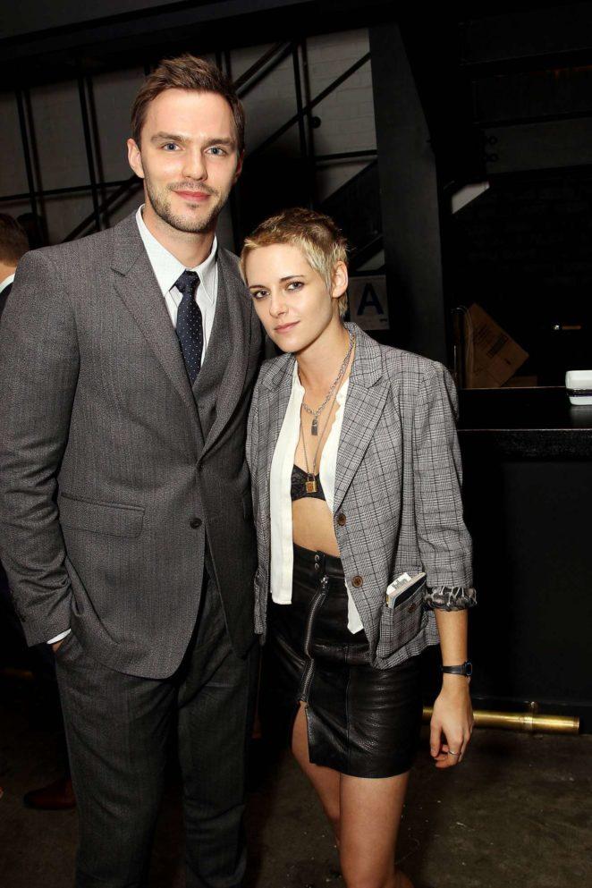 Kristen Stewart - Rebel in the Rye Premiere in NYC