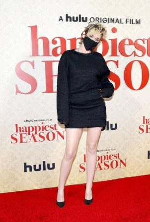 Kristen Stewart - Red carpet at 'Happiest Season' Drive-In Premiere in Los Angeles
