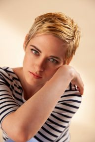Kristen Stewart - 'Seberg' Promo Photoshoot (2019)