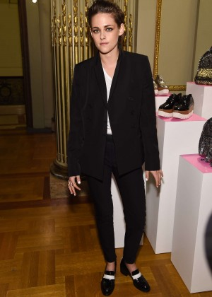 Kristen Stewart - Stella McCartney Autumn 2015 Presentation in NYC